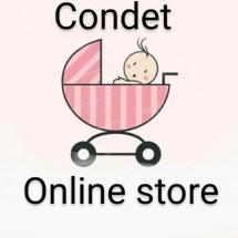 Logo Condet online store