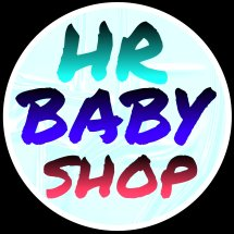 Logo HR Baby Shop