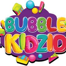 Logo Bubble kidz