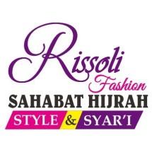 Logo Rissoli Griya fashion modern