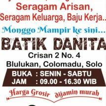 Logo batikdanita78