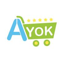 Logo Toko Sembako AYOK