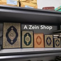Logo A Zein shop