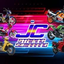 Logo Jc Striping Semarang