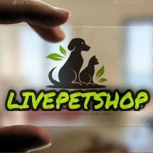 Logo livepetshop
