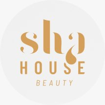 Logo Sha House Beauty