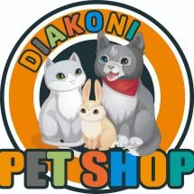 Logo DIAKONI Petshop
