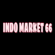 Logo indo market 66