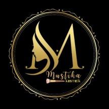 Logo mustika kosmetik shop
