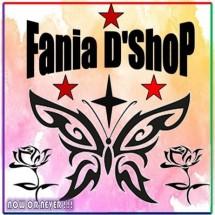 Logo Fania D'Shop