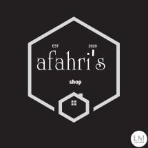 Logo afahrishop