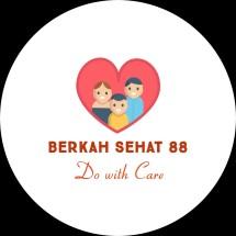 Logo berkahsehat88