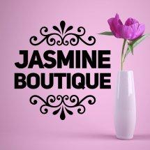 Logo Jasmine Boutique by Juwita