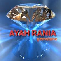 Logo AYAH RANIA Gemstone