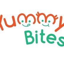 Logo Yummy Bites Official