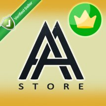 Logo AA Store Medan
