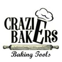 Logo CrazieBakers BakingTools