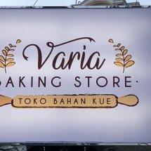 Logo Varia Baking Store - TBK