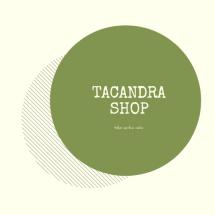 Logo Tacandra Shop