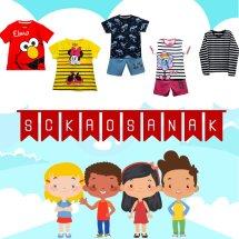 Logo SC Kaos Anak