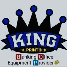 Logo kingPrint