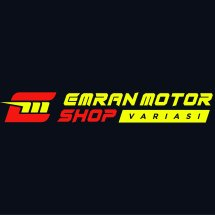 Logo Emran Motor & Shop
