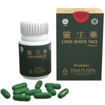 Logo Lingshenyao(Obat Herbal)