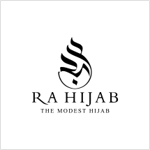 Logo RAHijabofficialshop
