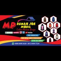 Logo MP Seat Cover Mobil (MP Rumah Jok)