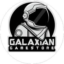 Logo Galaxian Gamestore #2