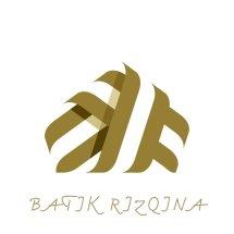 Logo batik rizqina