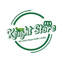 Logo Keight Store