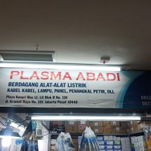 Logo PLASMA ABADI