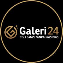 Logo Galeri 24 by Pegadaian