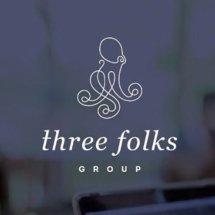 Logo Three Folks
