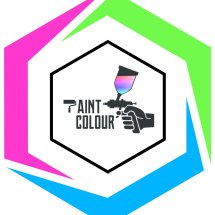 Logo PAINT COLOUR