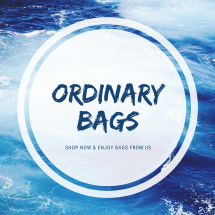 Logo Ordinary bags
