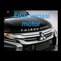 Logo Eddy variasi motor