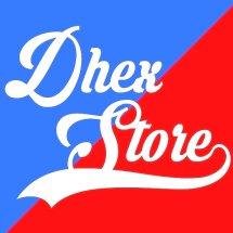 Logo Dhex Store