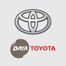 Logo Daya Toyota Official