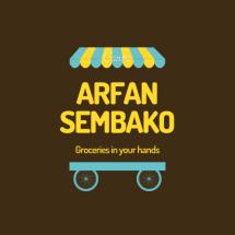 Logo Arfan Sembako