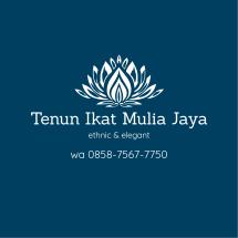 Logo Tenun Ikat Mulia Jaya