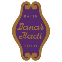 Logo Danar Hadi Batik