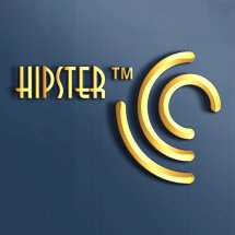 Logo Hipster Official