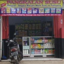Logo pangkalan susu murah