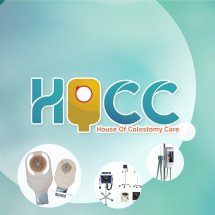 Logo House of Colostomy Care