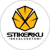 Logo stikerkudecal