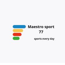 Logo maestro sport 77