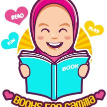 Logo Books For Camilla