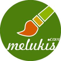 Logo MelukisCom